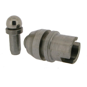 Hydraulic Housing Check Valve Guide & Ball
